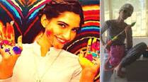 Photo feature: Sonam Kapoor, Kalki Koechlin, Sonakshi Sinha celebrate Holi