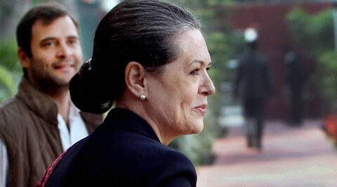 Sonia Gandhi and Rahul have stuck to their pocket boroughs of Rae Bareli and Amethi respectively. (PTI Photo)