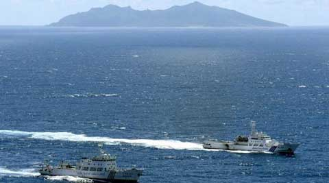 Vietnam, Philippines, Malaysia, Brunei, Taiwan and China claim over the SCS (Source: Reuters)