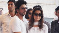 Shah Rukh Khan rushes back from Chennai for Juhi Chawla's brother's funeral