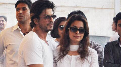 Shah Rukh was deeply shaken by the news.