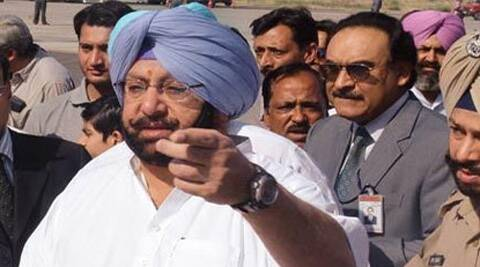 Amarinder Singh to take on senior BJP leader Arun Jaitley, who is fighting his maiden electoral battle.