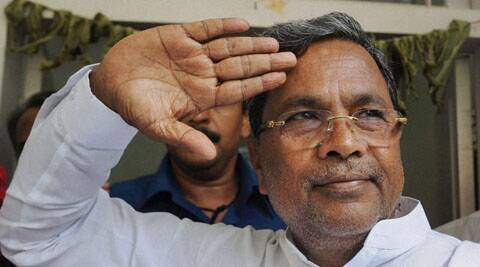Siddaramaiah welcomed Karnataka's lone Samajwadi Party MLA, CP Yogeswar, back into the Congress. (PTI)