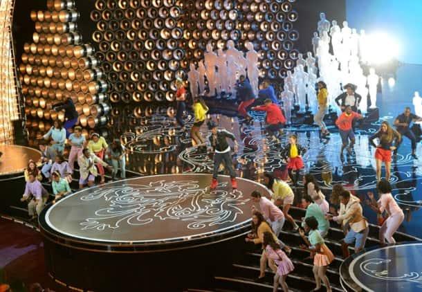Oscars 2014: Pink, U2, Pharrell Williams rocked the stage