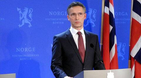 Jens Stoltenberg during his days as the Prime Minister of Norway. (Reuters)
