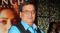 Subhash Ghai: Films termed bad are also made with hardwork
