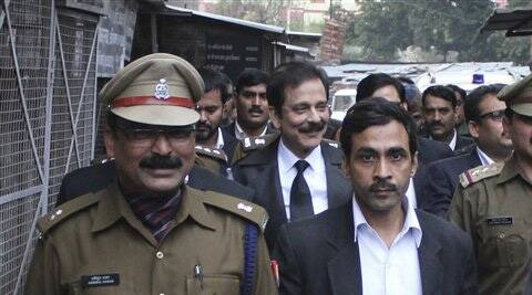Sahara Group chief Subrata Roy was on March 4 sent into judicial custody. (AP)
