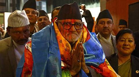The government led by Sushil Koirala is facing a hostile House. (Reuters)