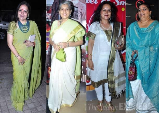 Neha Dhupia, Kalki Koechlin - Beauties on a movie date