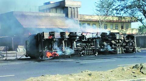 The accident on March 22 claimed 10 lives and left five persons injured. The tanker belonged to Randhawa Transport Service, based in Vadodara and owned by Ranjit Singh Randhawa.