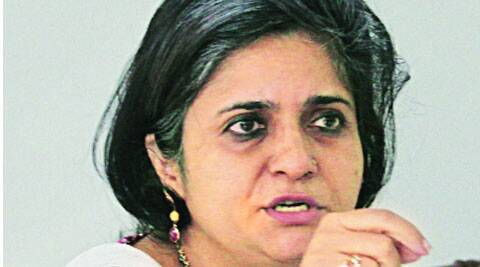Social activist Teesta Setalvad. (File Photo)