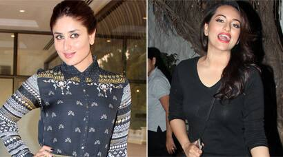 PHOTOS: Kareena Kapoor, Sonakshi Sinha's busy Saturday