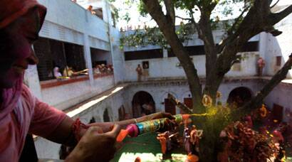 PHOTOS: Holi colours the lives of Vrindavan widows