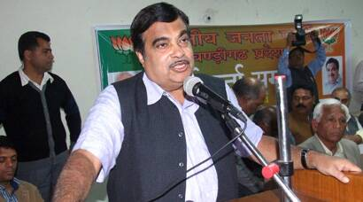 Nitin Gadkari blames UPA for common man's woes
