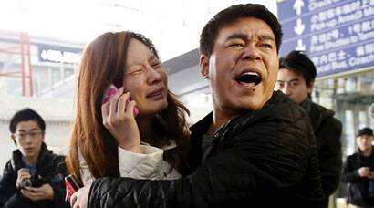 Malaysian plane with 5 Indians on board crashed off Vietnam coast