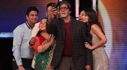 PHOTOS: Ellen Degeneres selfie act hits Bollywood