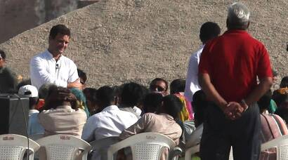 Rahul Gandhi calls Narendra Modi 'Hilter' on his home turf