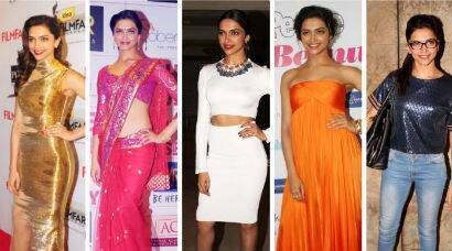 PHOTOS: Deepika Padukone tops the fashion game