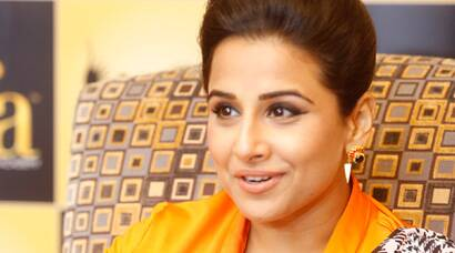 Vidya Balan in New York to promote Indian cinema