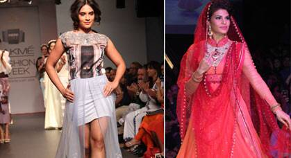 PHOTOS:  Jacqueline Fernandez, Richa Chadda turn showstoppers