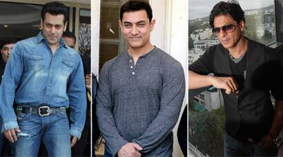 PHOTOS: IE 100 - Shah Rukh, Salman, Aamir, other celebs on the list