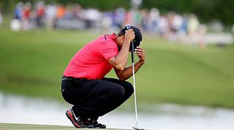 Tiger Woods has been plagued by back problems since last year but his condition worsened over the past month (AP)