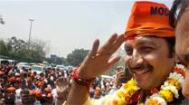 Tiwari says he wants to win his seat to help Narendra Modi become the Prime Minister.