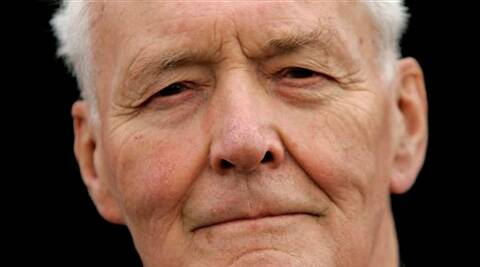 Former British Labour party politician Tony Benn. (AP)