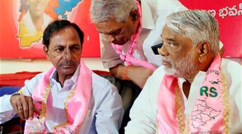 Even as the TRS rejected the demand for merger and set up a committee under Keshava Rao to explore the option of alliances, Congress was preparing to go it alone in Telangana. (PTI)