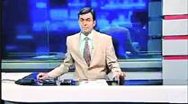 New high for TV news: Anchor announces news dept going on strike