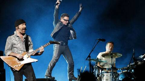 In early February, frontman Bono said they are trying to release the record this summer. (Reuters)