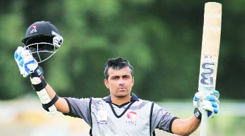 The UAE skipper scored 581 runs during the World Cup qualifiers.
