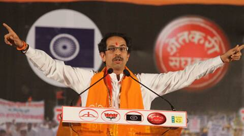 Shiv Sena is said to be miffed due to the recent strain developed in the relations between Uddhav and Gadkari. (Express Archive)