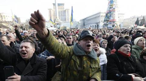 Ukraine's Crimea seeks to become an independent state