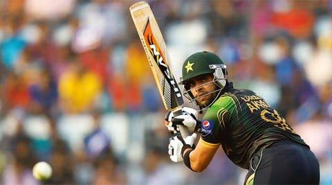 Umar Akmal has played 16 tests, 94 ODIs and 54 T20 matches and has long been considered as an exceptional talent in Pakistan cricket (AP)