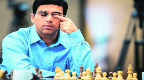 Anand is the only unbeaten player in the tournament in which is also the oldest. (FIDE.COM)