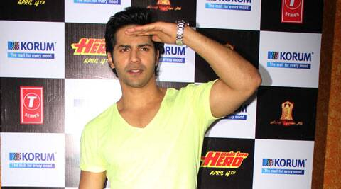 Main Tera Hero stars Varun Dhawan, Ileana Dcruz and Nargis Fakhri in lead roles.