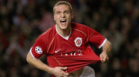 Nemanja Vidic, 32, won five Premier League titles, the Champions League and Club World Cup with Manchester United (File)