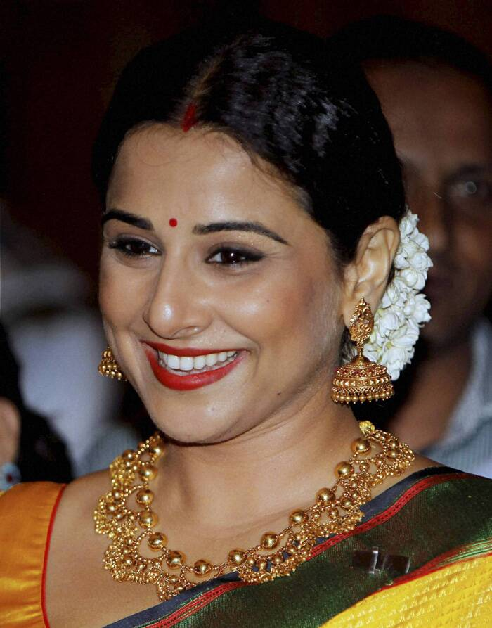 Vidya will next be seen in Samar Shaikh's 'Bobby Jasoos', where she will play a female detective. (PTI)