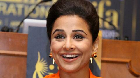 Vidya Balan will also host a masterclass on acting.