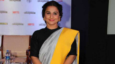 Vidya Balan says she has no plans to join politics and will stick to her acting career.
