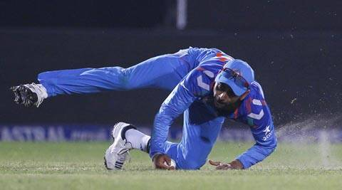 Kohli slips in ICC Rankings