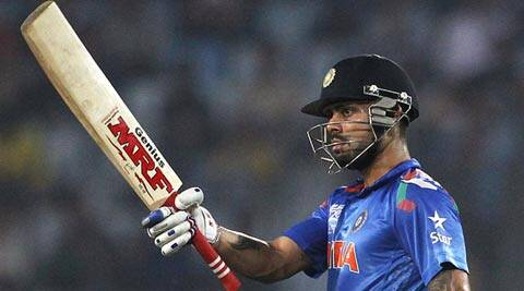 Virat Kohli can better Sachin Tendulkar's records, say Kapil Dev (Reuters)