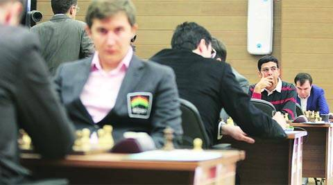 Viswanathan Anand is one of eight participants in the Candidates tournament being played in Russia (Photo: FIDE)
