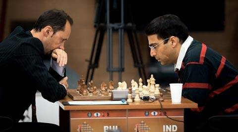 With his win over Topalov, Viswanathan Anand now has 6 points in the Candidates. There are five rounds to go (FIDE.com)