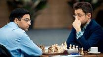 Viswanthan Anand holds fort against Kramnik on day of draws in Candidates