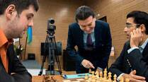 Viswanathan Anand finishes Candidates tournament unbeaten