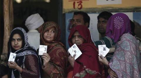 The total electorate is 814 million, 10 crores more than the last Parliament elections. (Reuters)