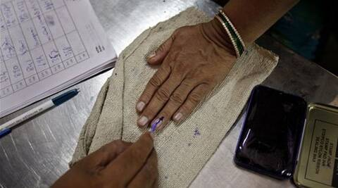 Elections in Haryana, Delhi and Kerala, will take place on April 10. (AP)