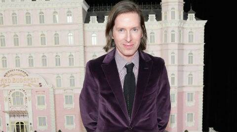 Wes Anderson: I would like to try making a movie on location in space or on a nearby planet. (Reuters)